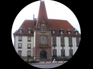 Icône Mairie Baccarat